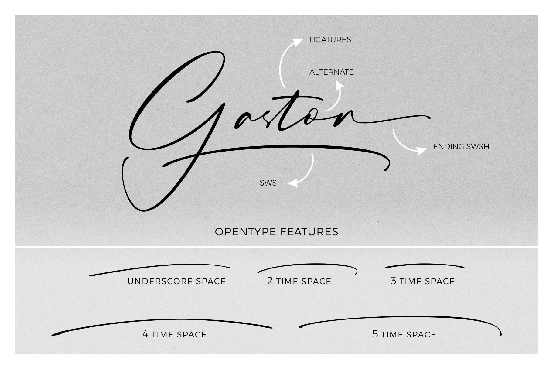 Hafidz | Luxury Signature Font example image 11