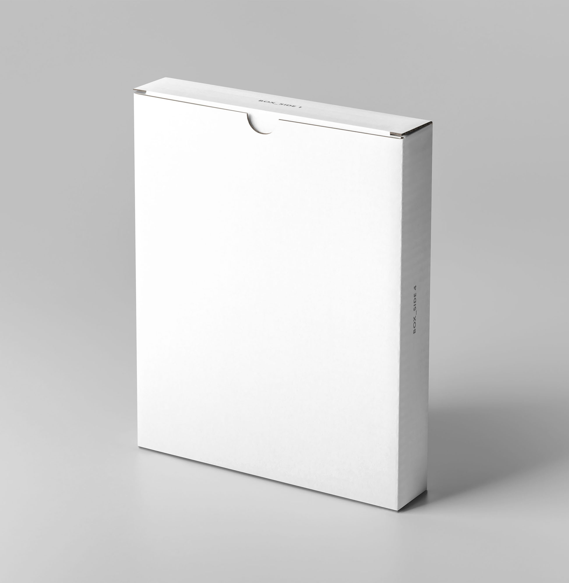 Flat Box Mockup example image 8