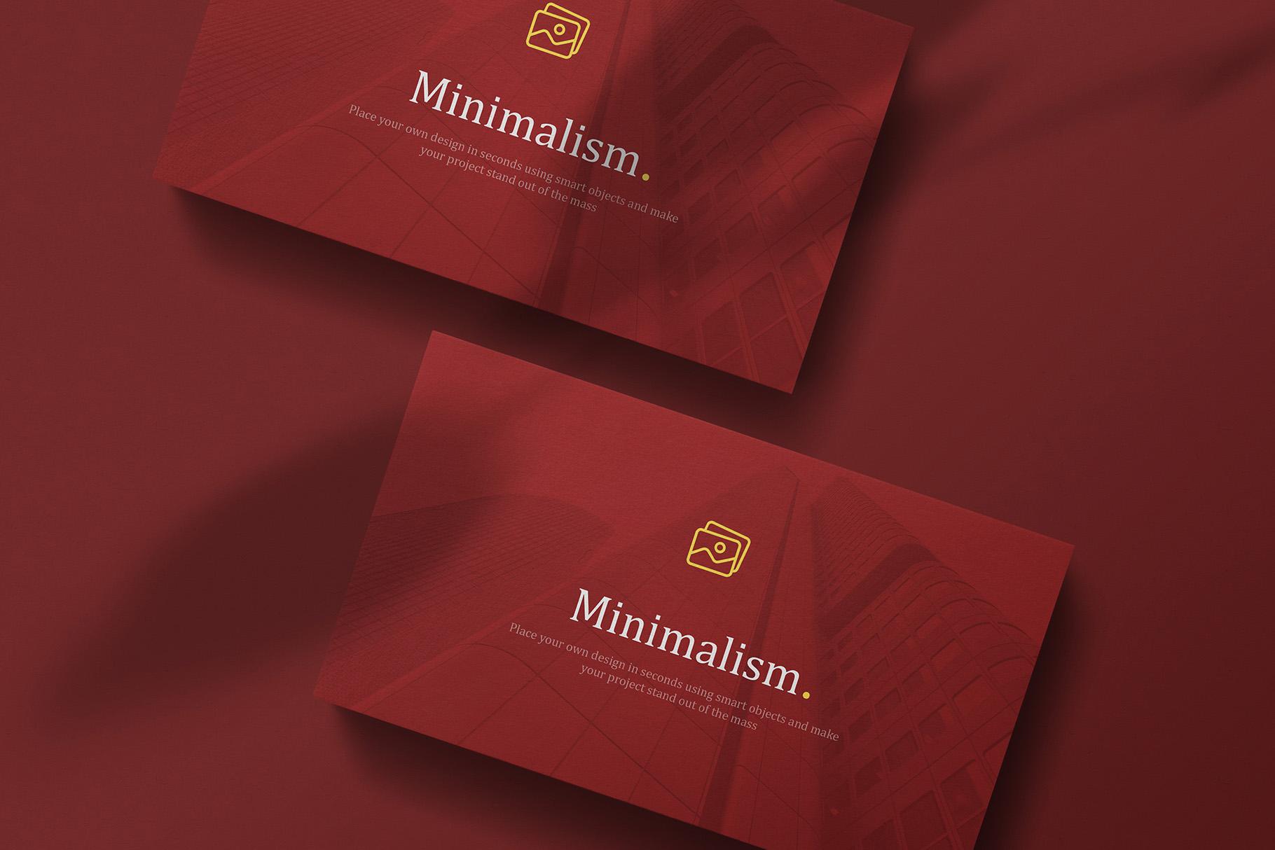 Minimalistic Branding Mockups example image 4