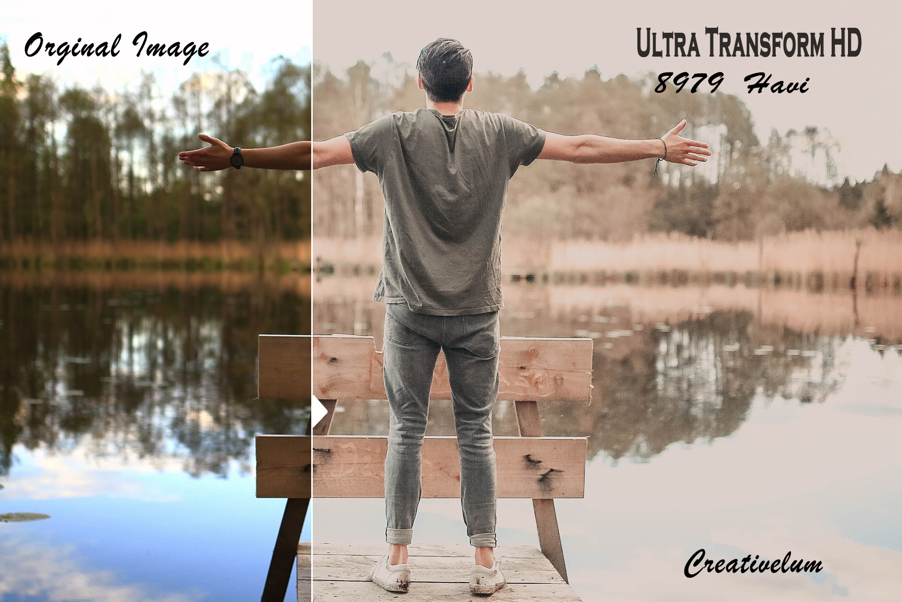 Ultra Transform HD Lightroom Presets example image 13