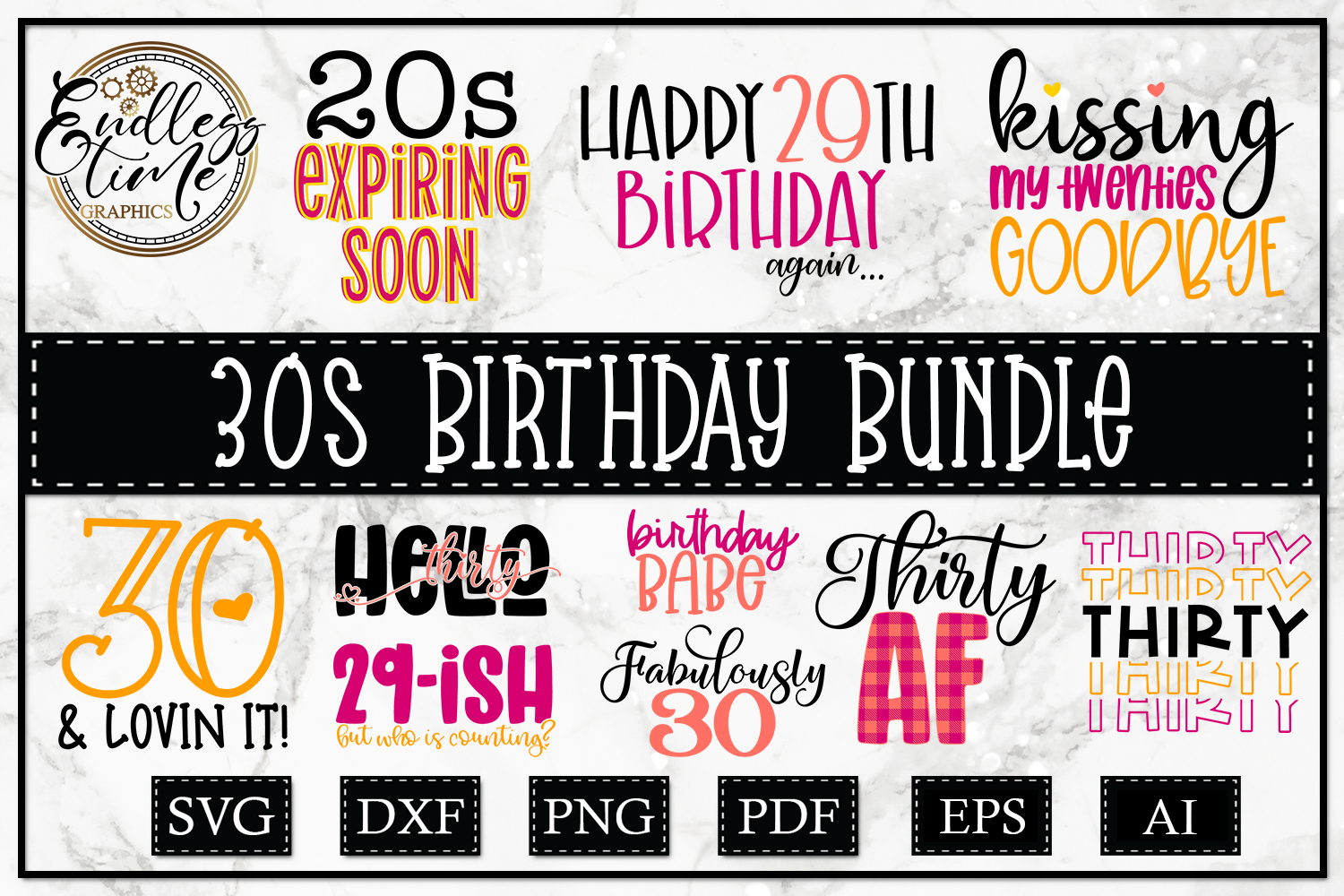 An Exceptionally Huge Bundle - Women's Birthday Edition example image 2