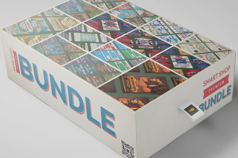 Flyer Bundle 50% SAVINGS example image 1