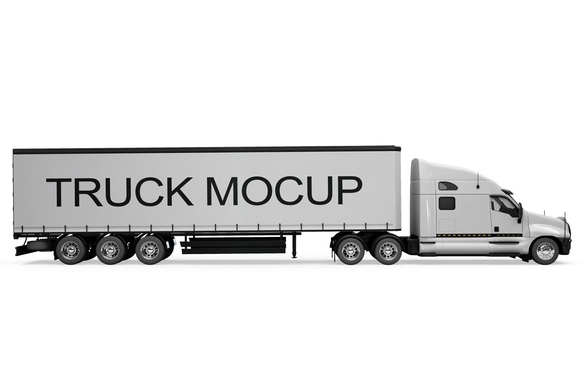Truck Mockup example image 7