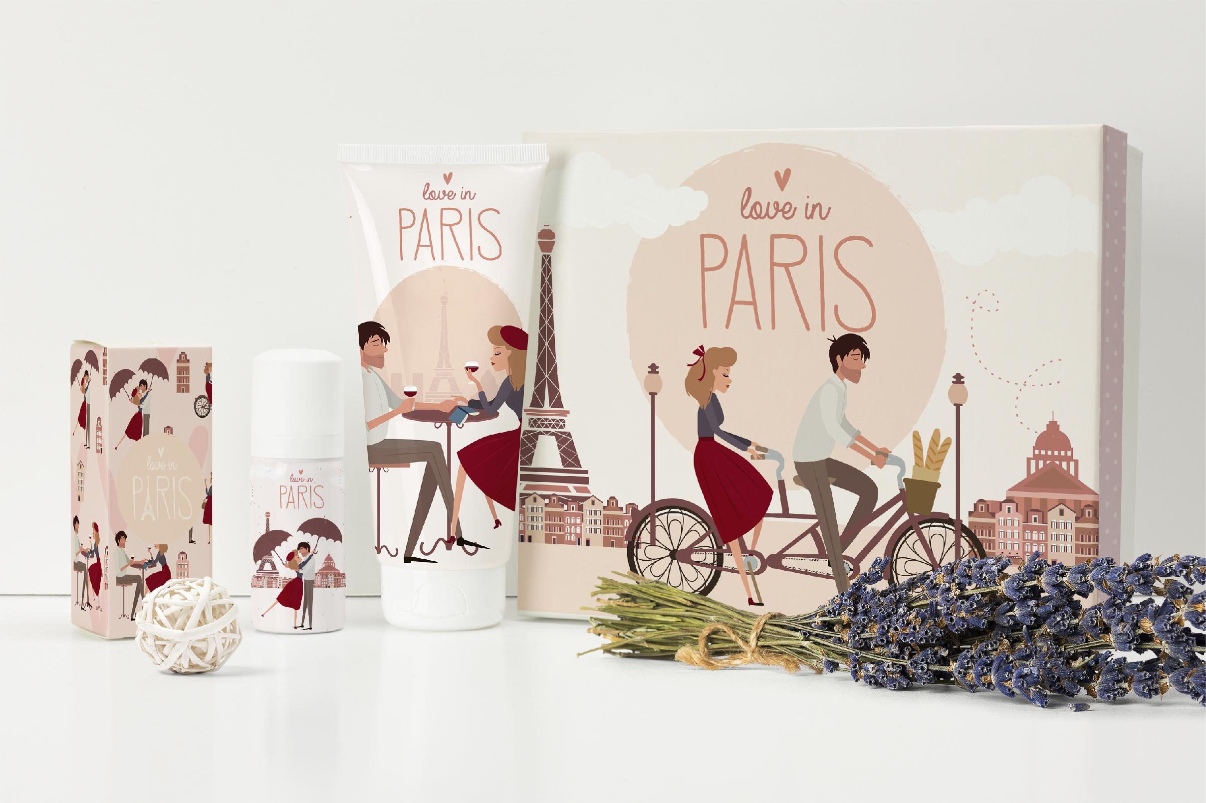 Paris. One romantic story example image 10