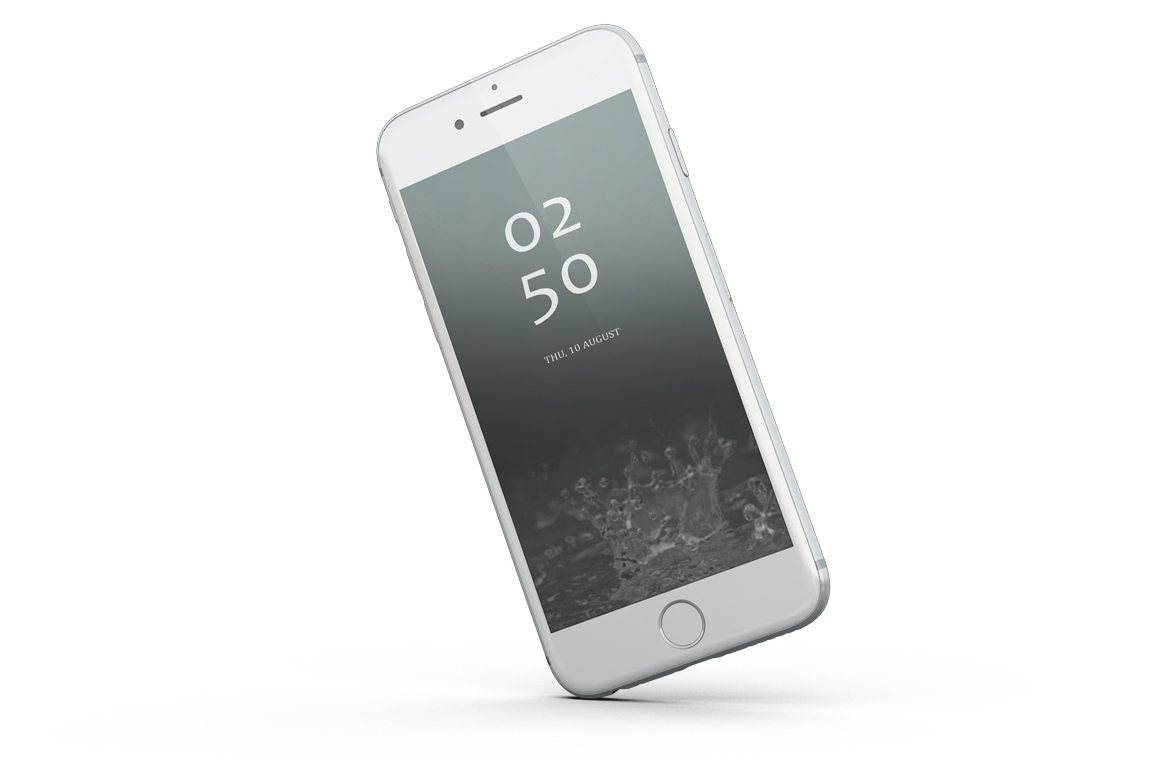 iPhone 6S Mockup example image 6