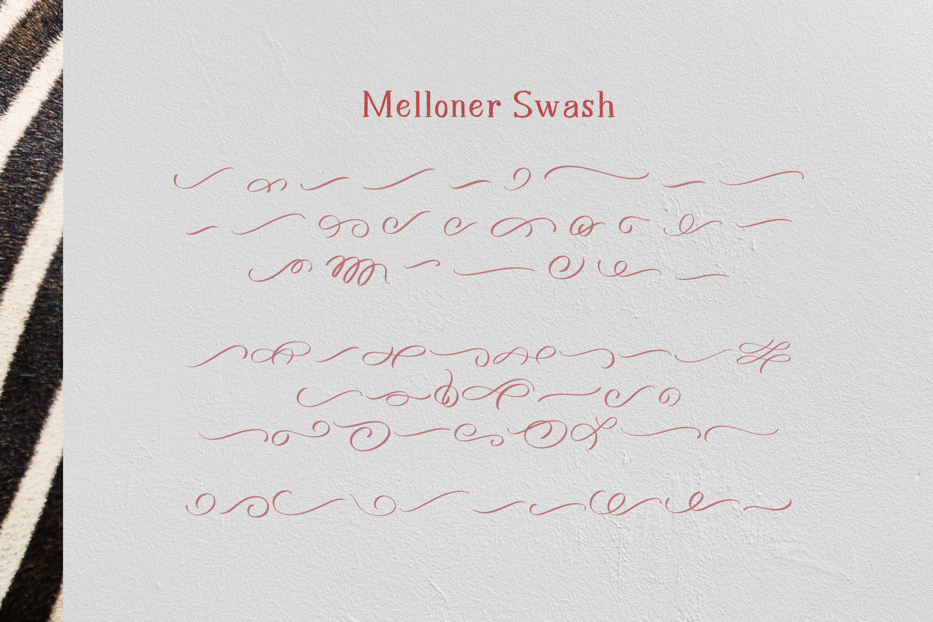 Melloner Font example image 11