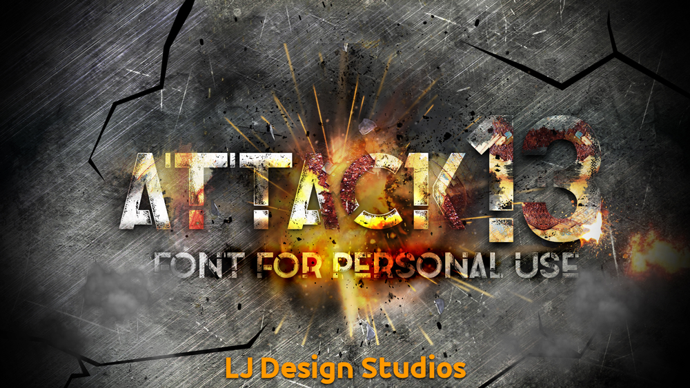 Attack 13 example image 1