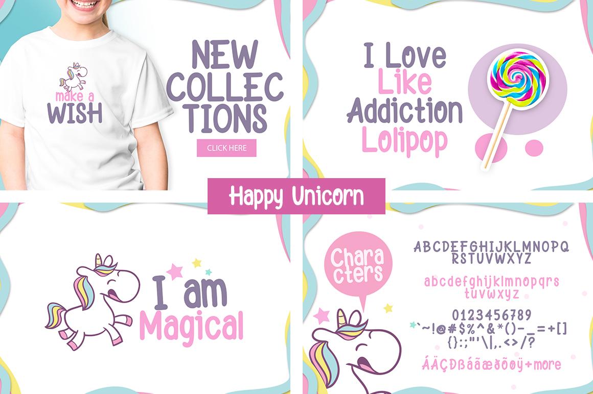 The Unicorn Dream Bundle example image 8
