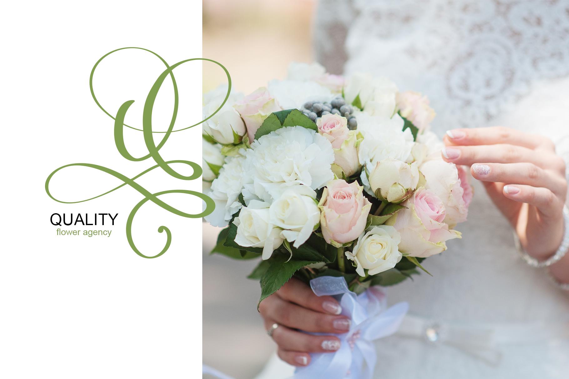 Love Story Monogram Font example image 3