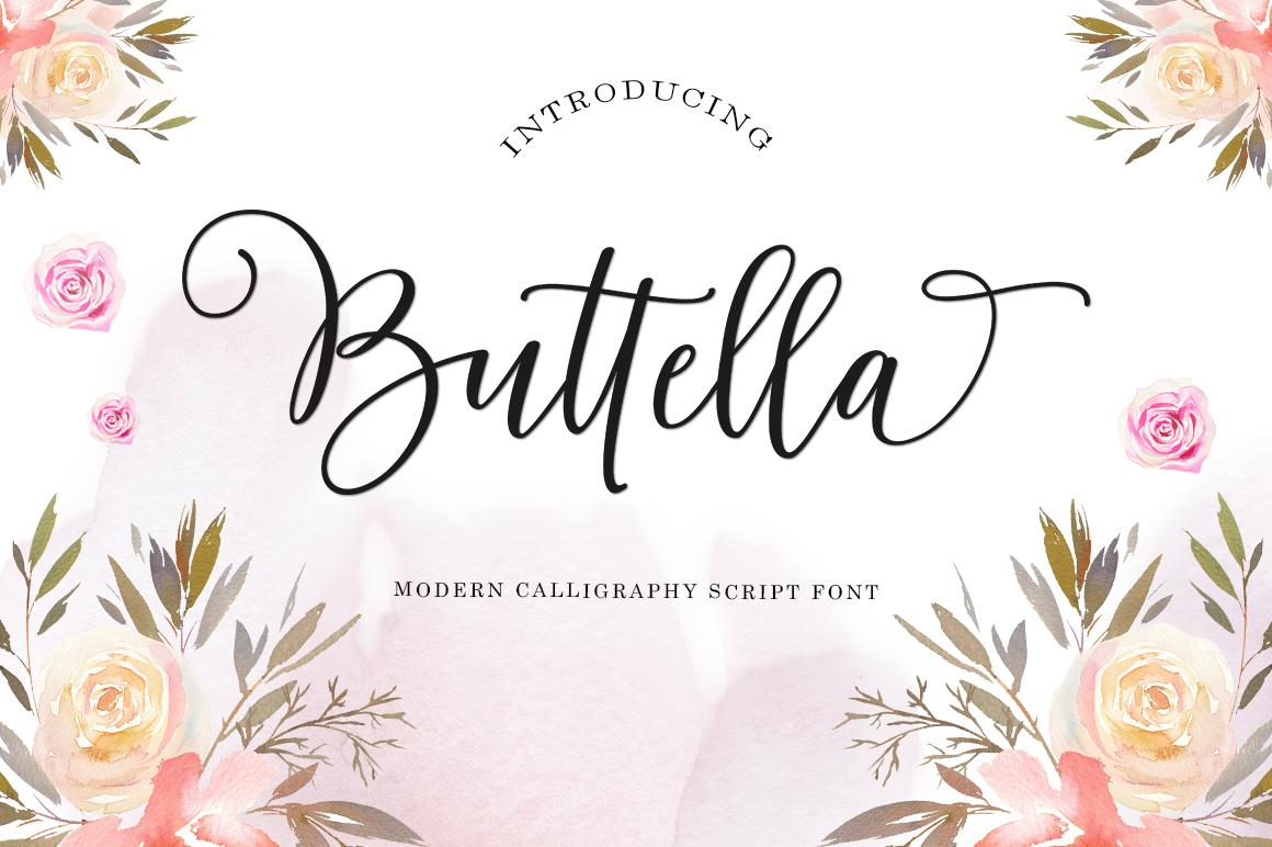 Buttella Script example image 7