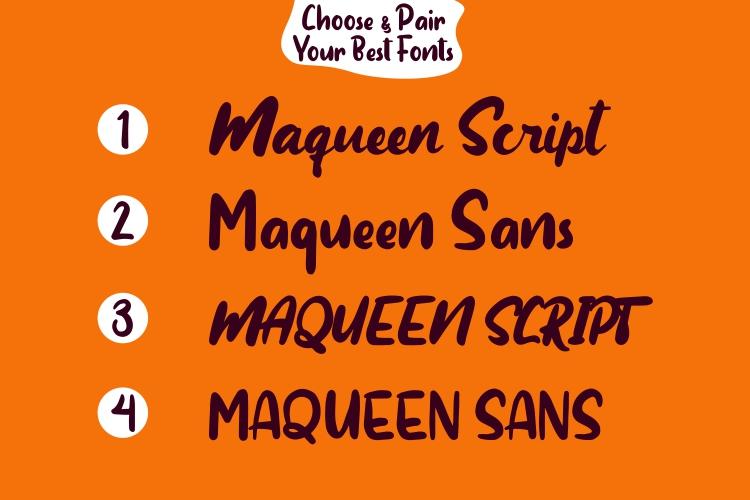 Maqueen example image 5