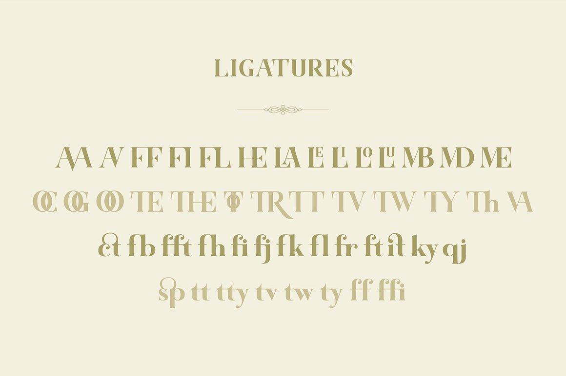 Marschel | a Classy Roman Typeface example image 10
