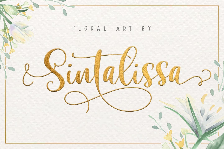 Sibertha - Font Duo - example image 4
