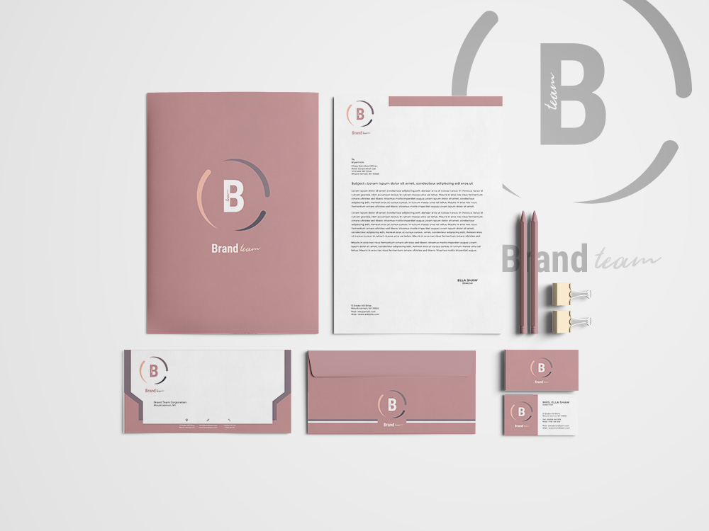 Corporate Identity Pack example image 12