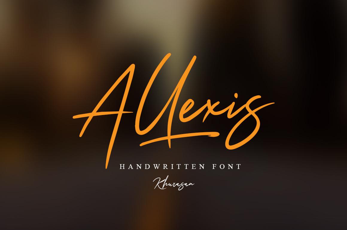 Allexis Signature Script example image 1