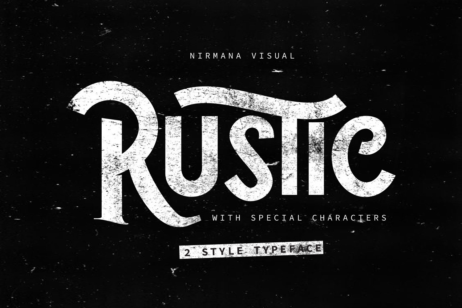 The Rustic - 2 style with special alternate! example image 2