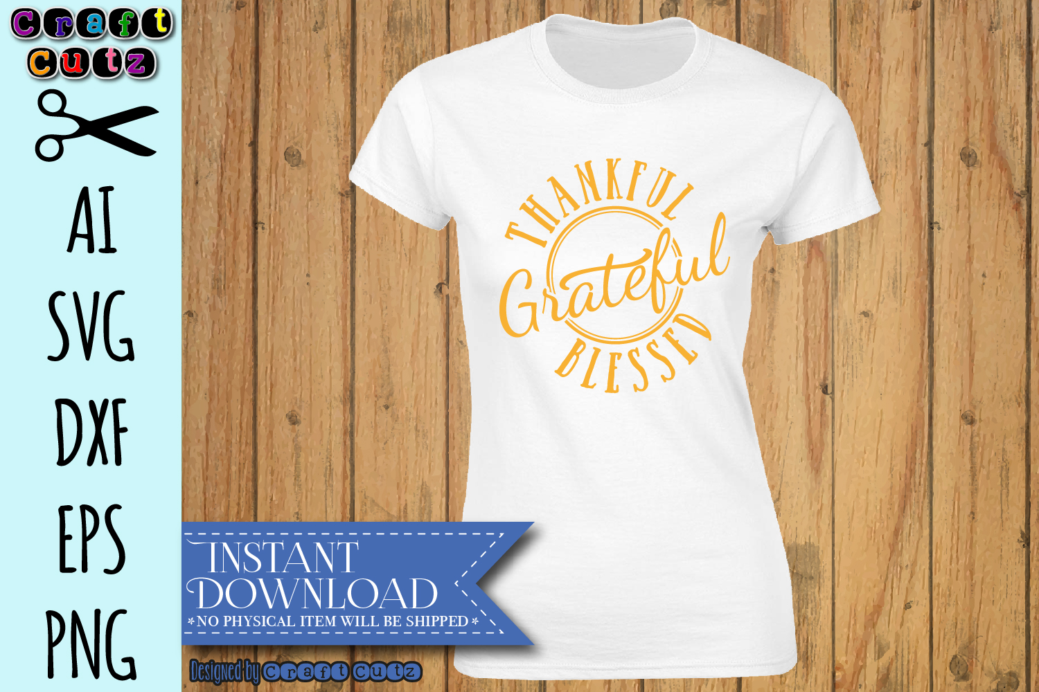 Thanksgiving Maternity SVG, Thankful Grateful Blessed SVG example image 2
