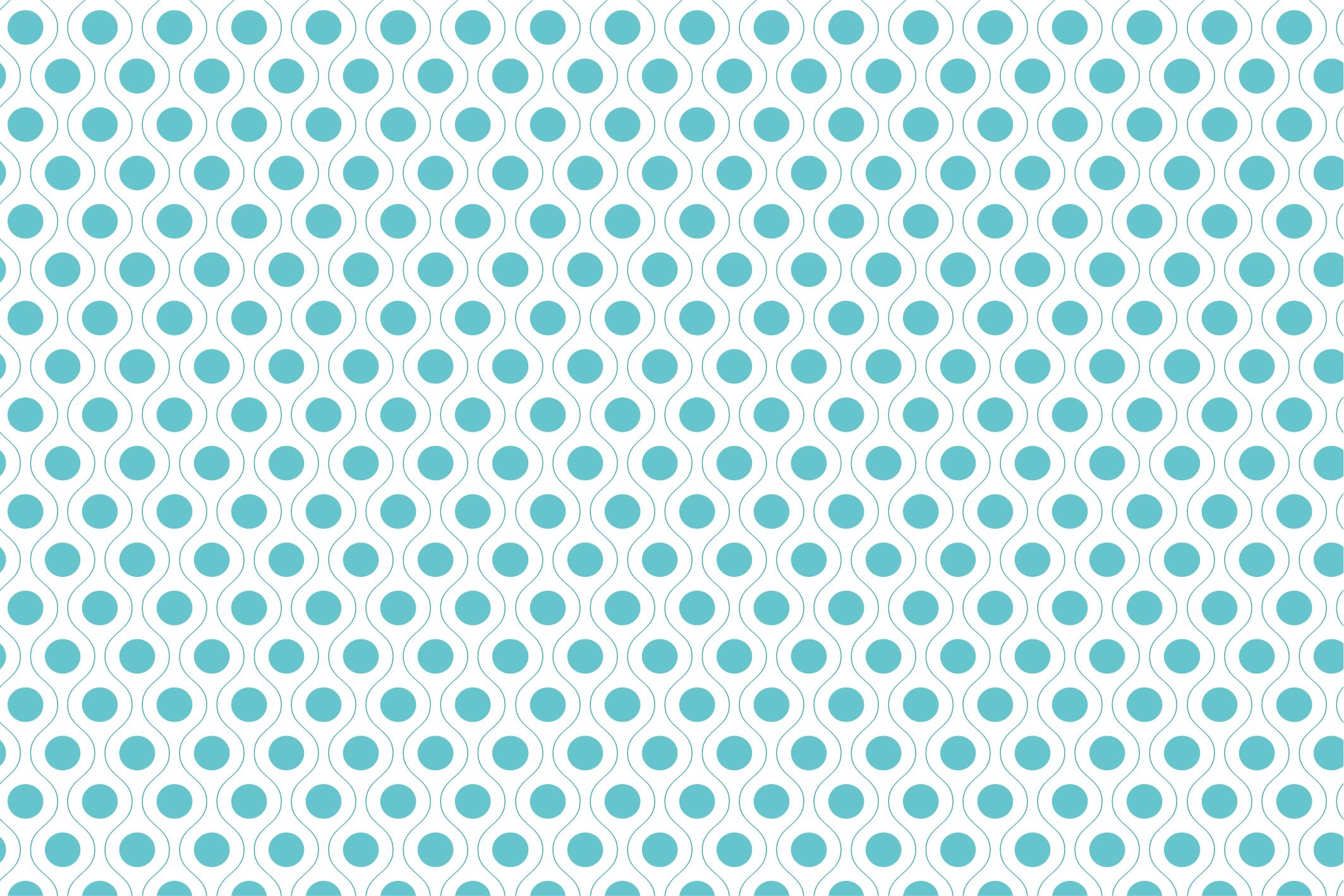 Modern geometric seamless patterns. example image 13