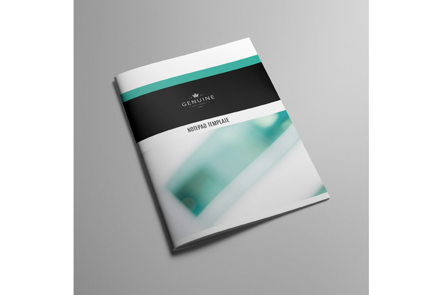 Notepad Template example image 5