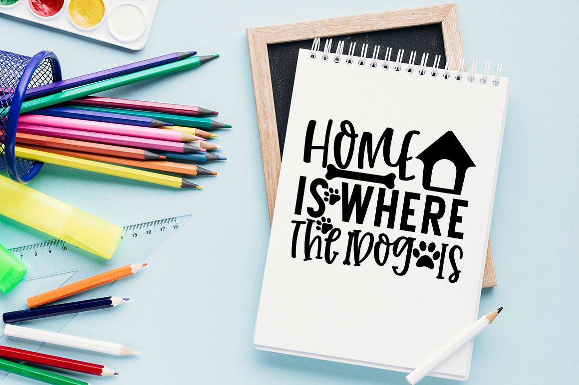 Dog SVG Design Bundle example image 3