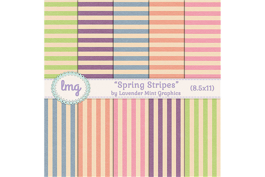 Digital Journal Spring Papers example image 1