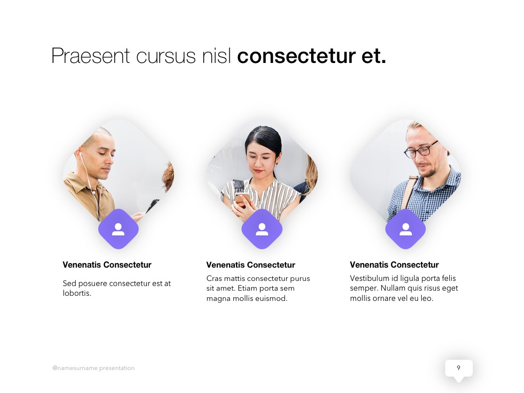 Influencer Marketing PowerPoint Template example image 10