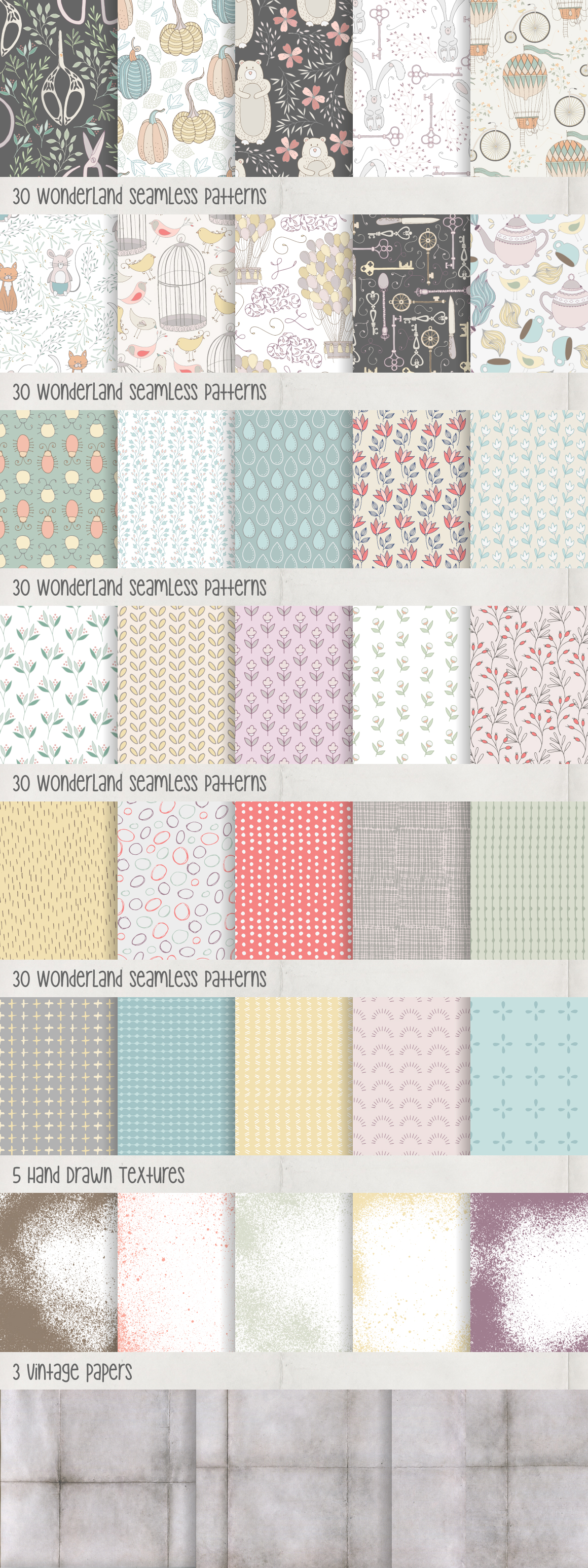 Wonderland Collection example image 2
