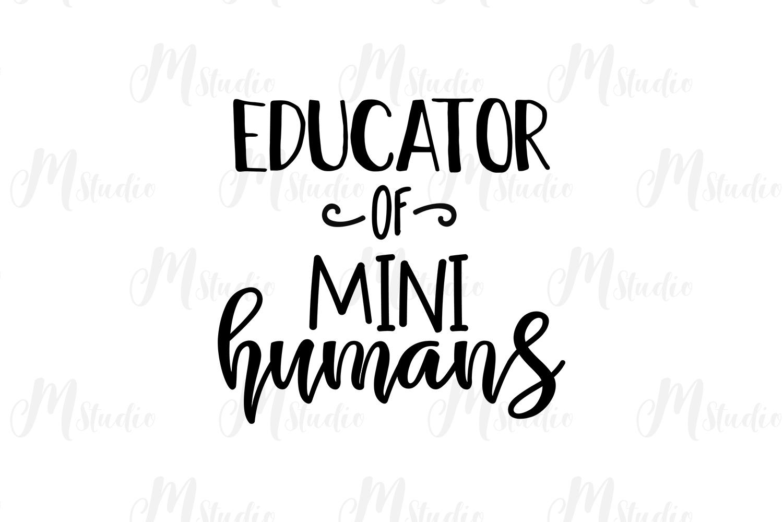 Teacher SVG Bundle. example image 8