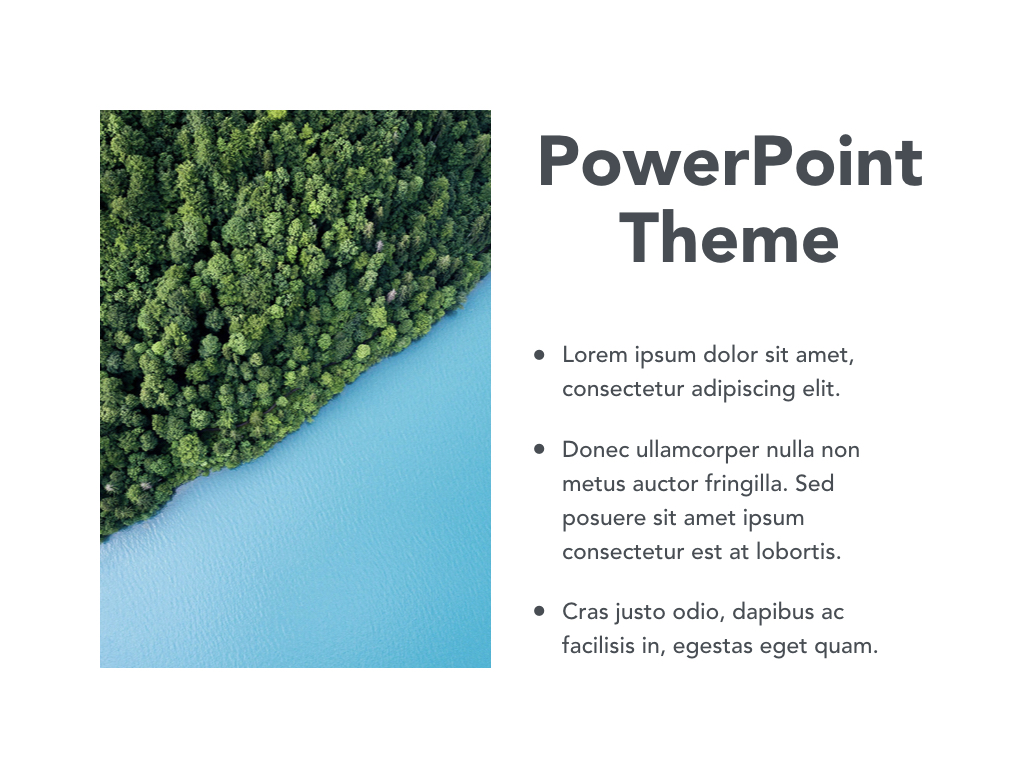 Avid Traveler PowerPoint Template example image 17