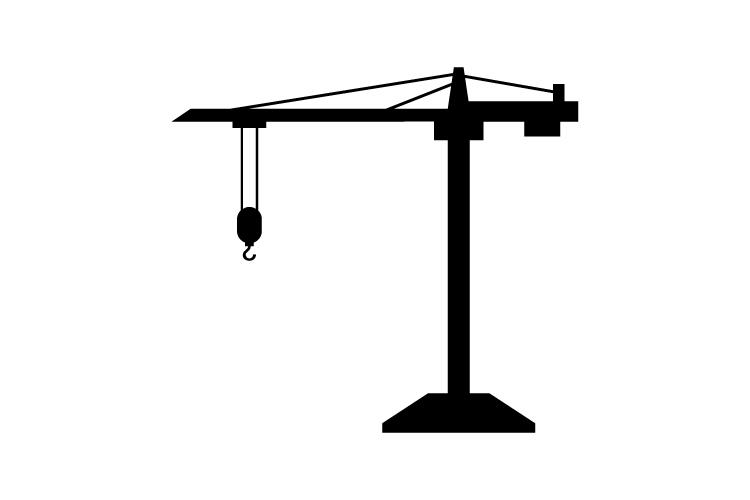 Crane icon example image 1