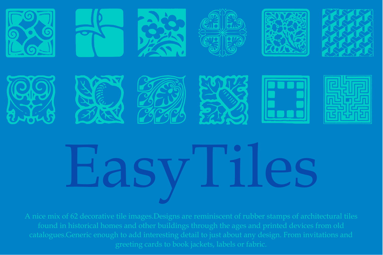 Easy Tiles One example image 2