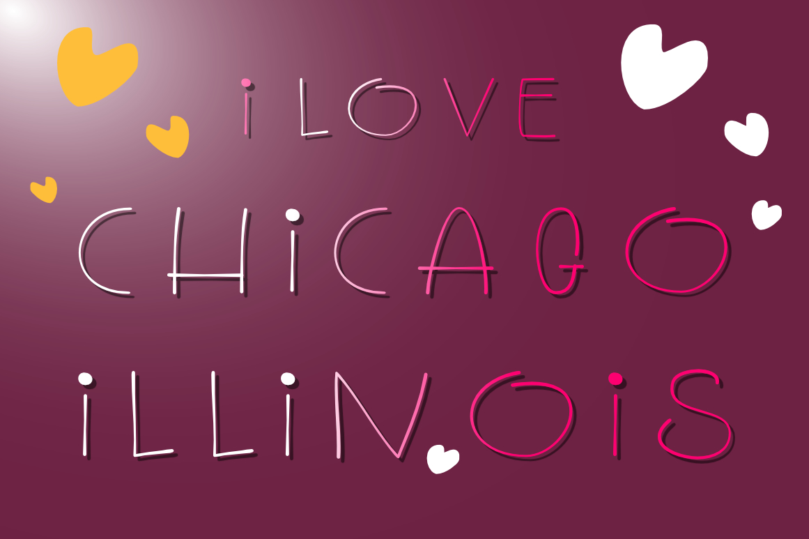 Lovely Wife - A Fun Handwritten Font example image 3