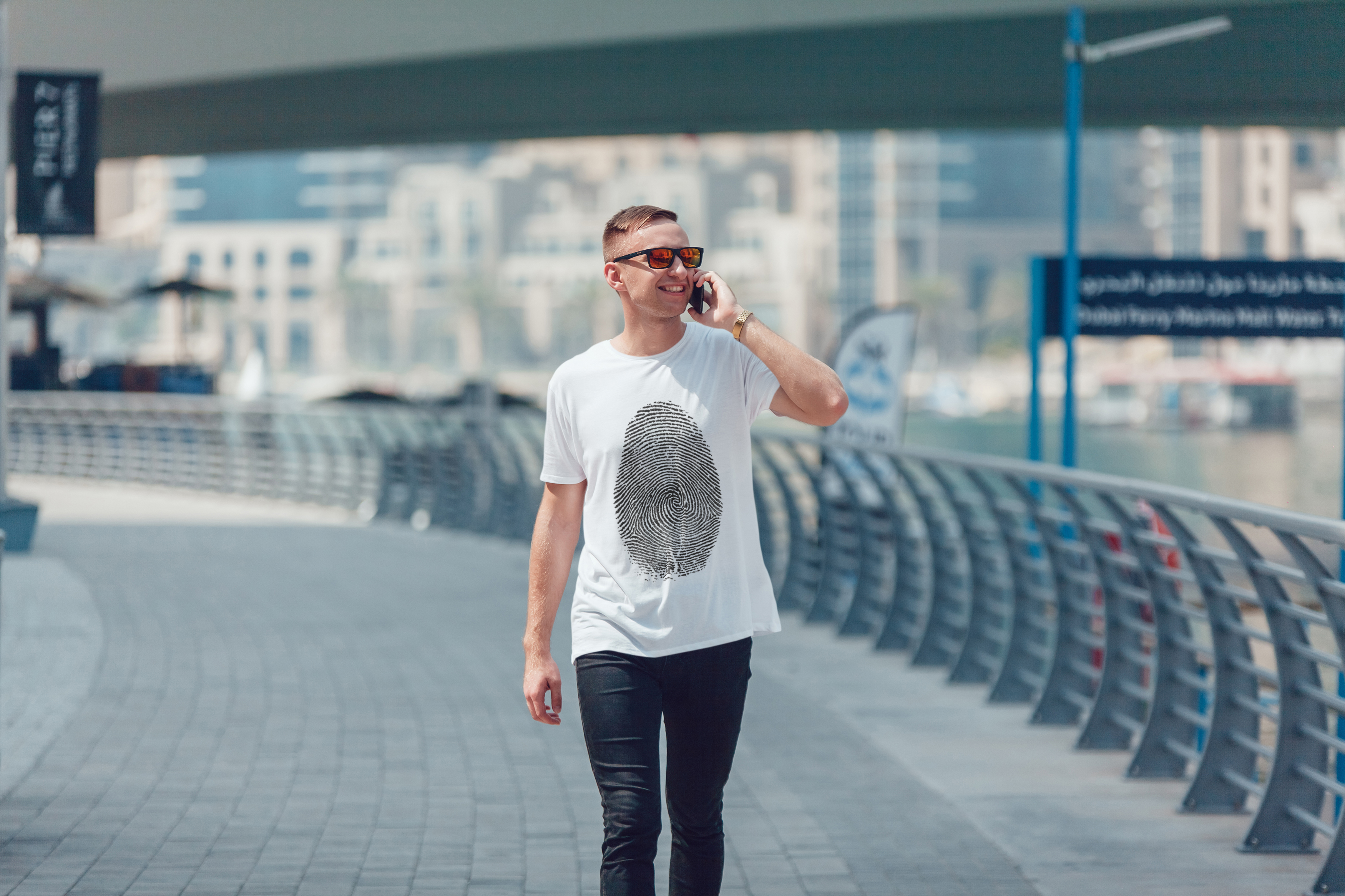 Men's T-Shirt Mock-Up Vol.5 2017 example image 10