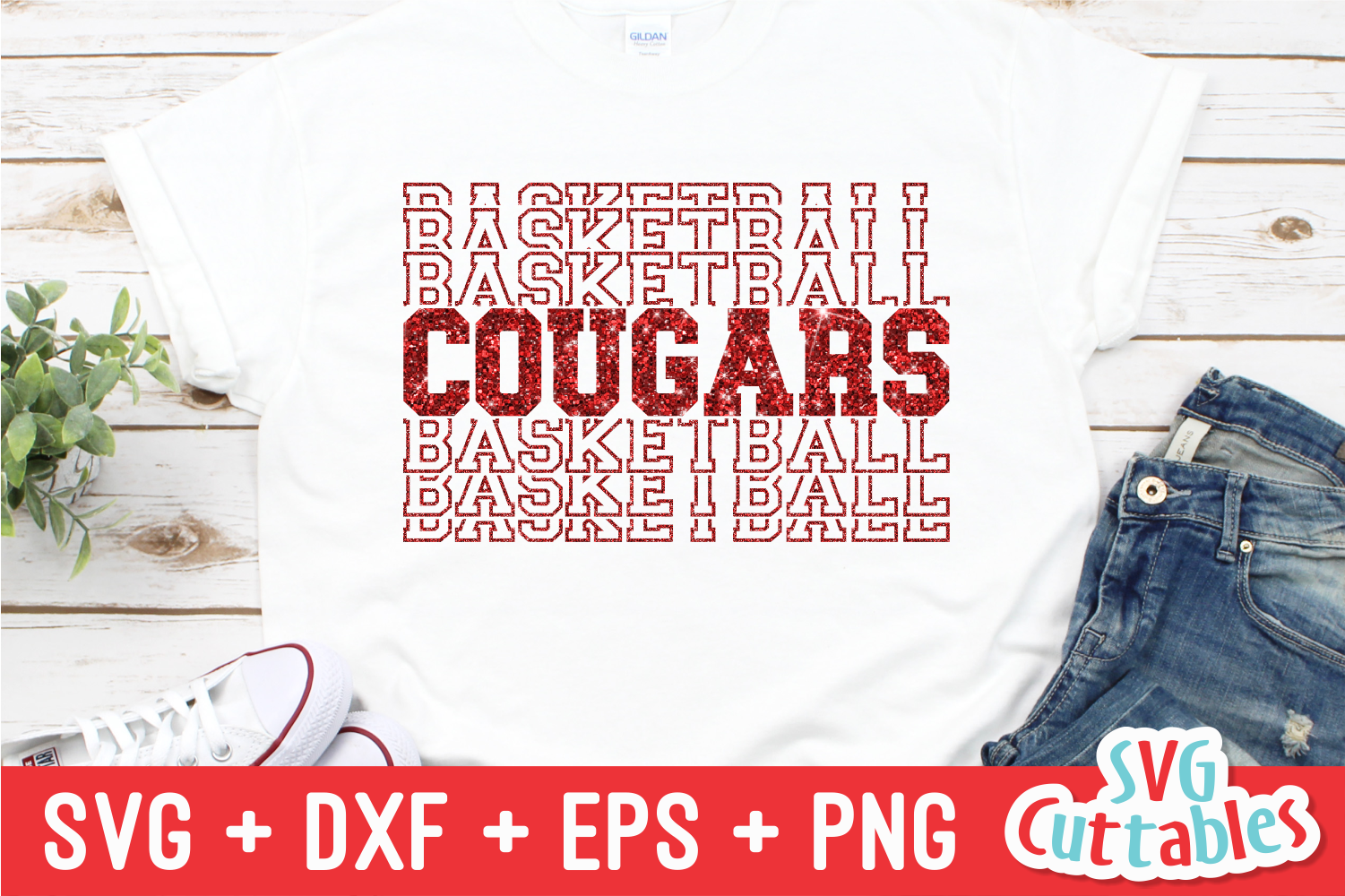 Basketball Template 0041 | Cut File example image 6