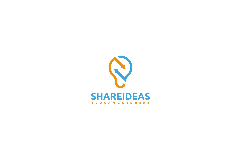Share Ideas Logo example image 1