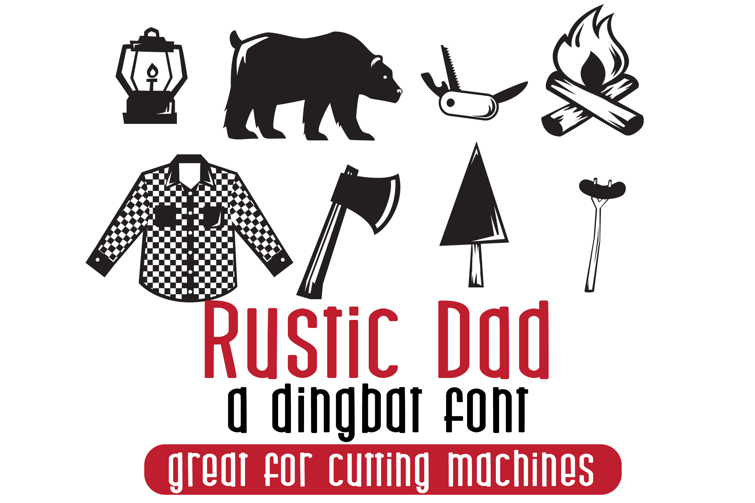 DB Rustic Dad example image 1