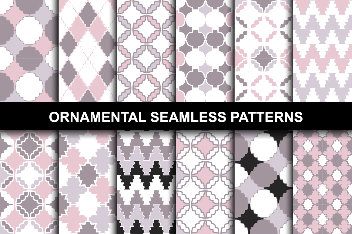 Delicate ornamental patterns. example image 1