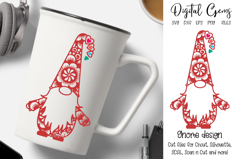 Gnome, Valentines / love design example image 1