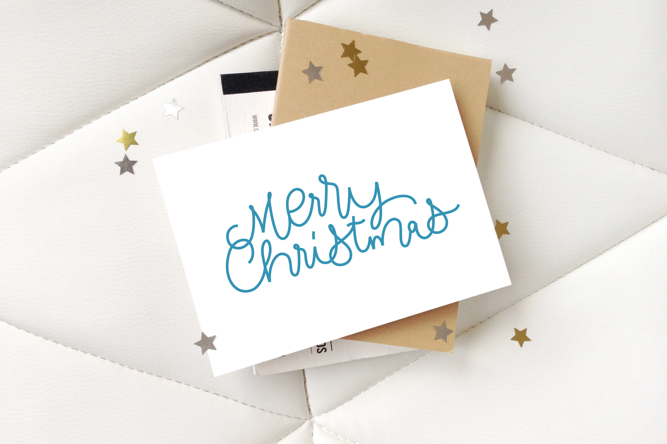 Merry Christmas small clipart example image 2