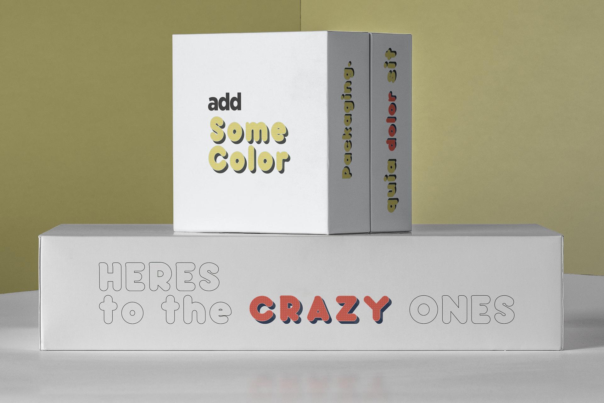 Baku - SVG color font example image 9