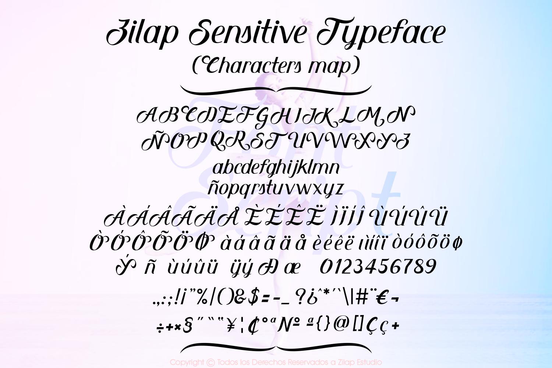 Zilap Sensitive example image 3