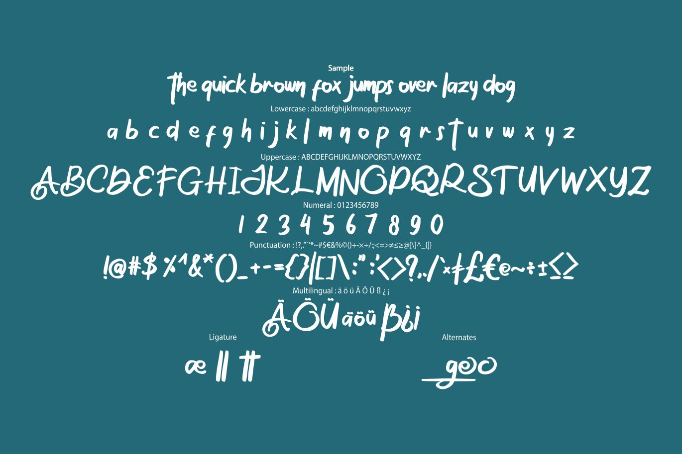 The Osage | Stylish Display Font example image 6