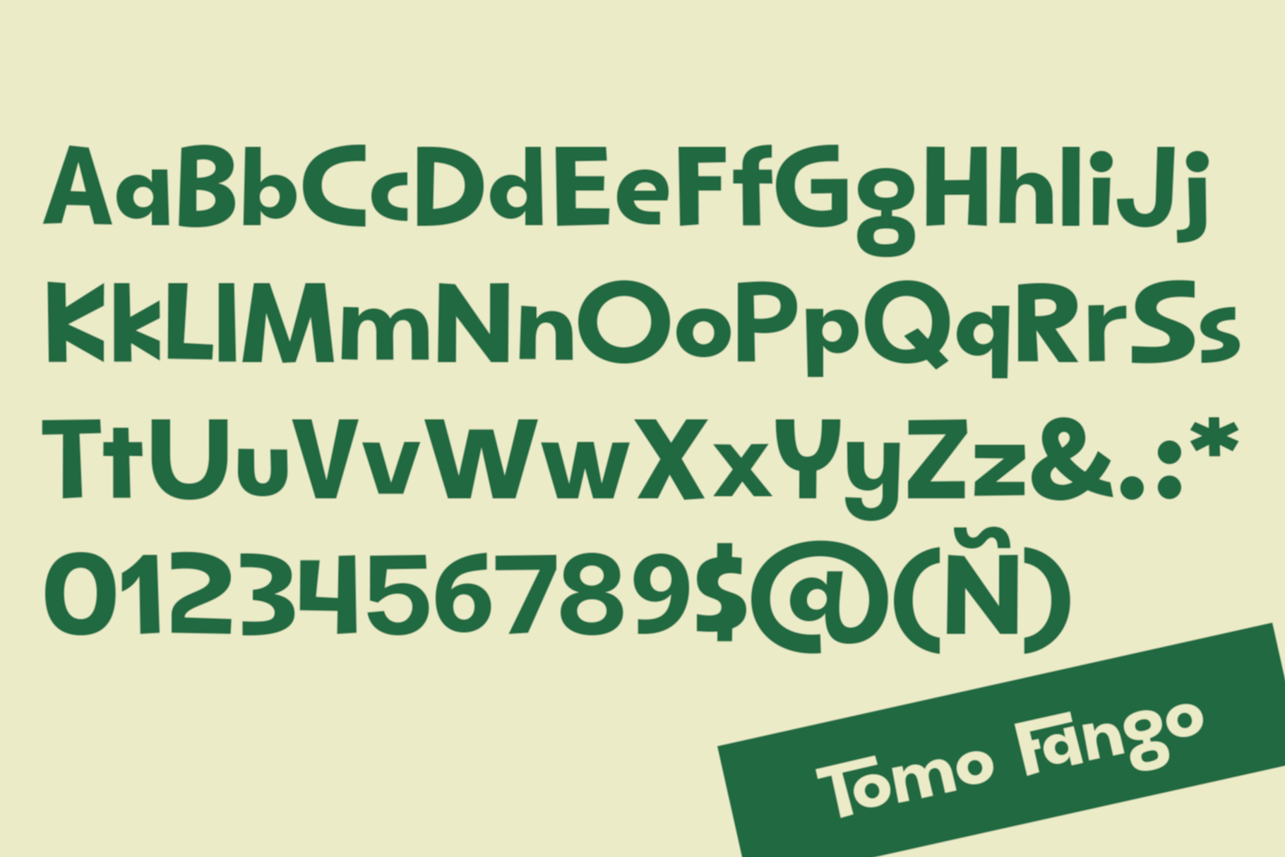 TOMO Fango example image 4