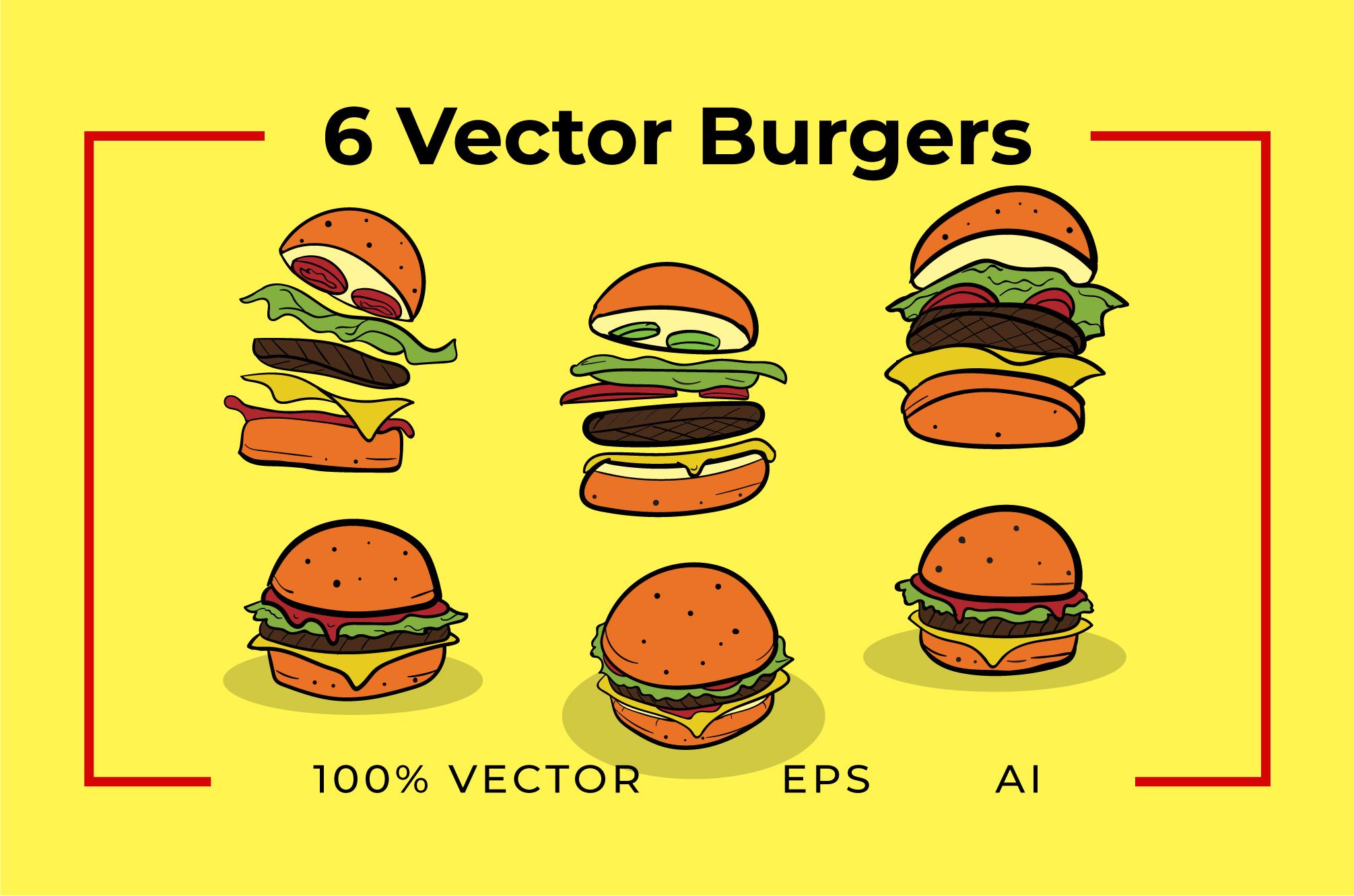 6 Burger Kebabs example image 1