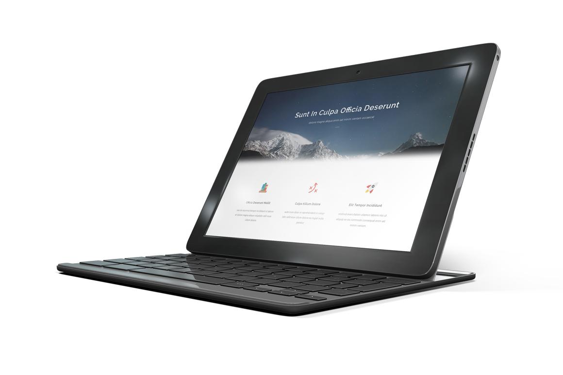 Google Pixel C Tablet Mockup example image 5
