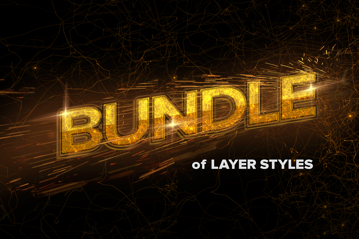 Layer Styles Bundle example image 6
