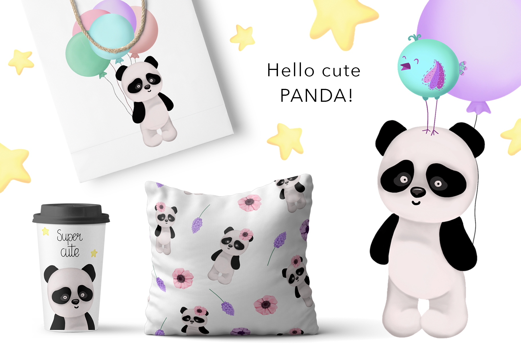 SUPER CUTE collection example image 2
