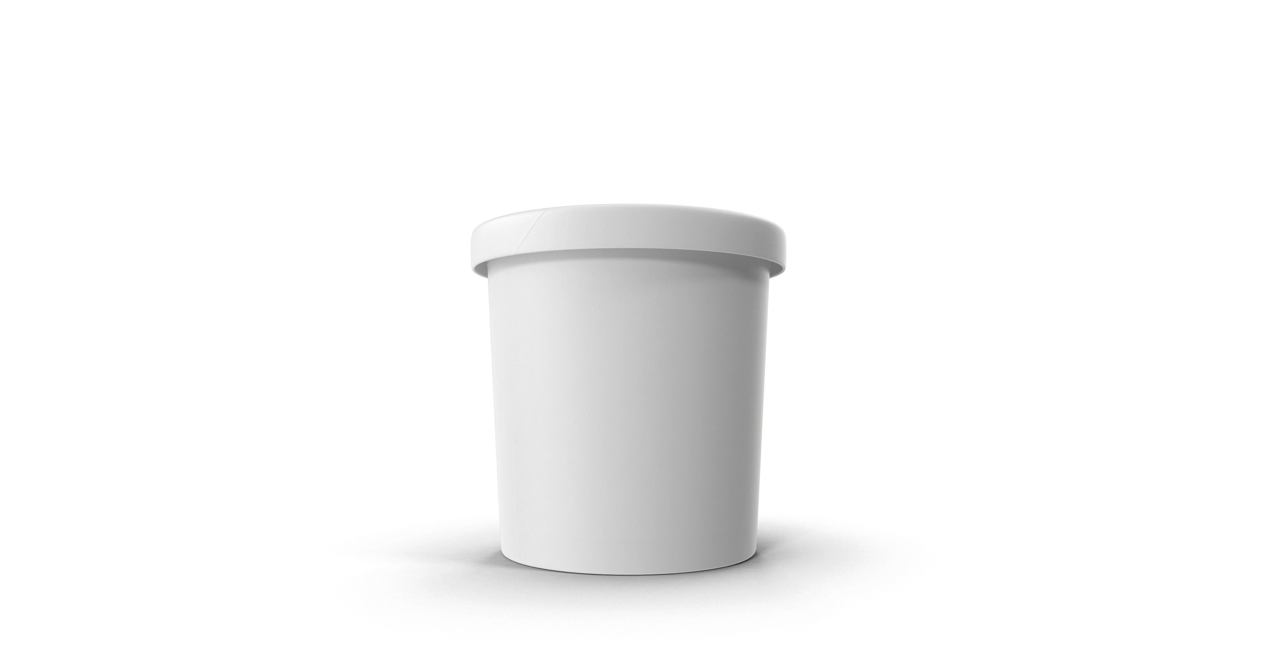 Ice Cream Cup Mockup example image 2