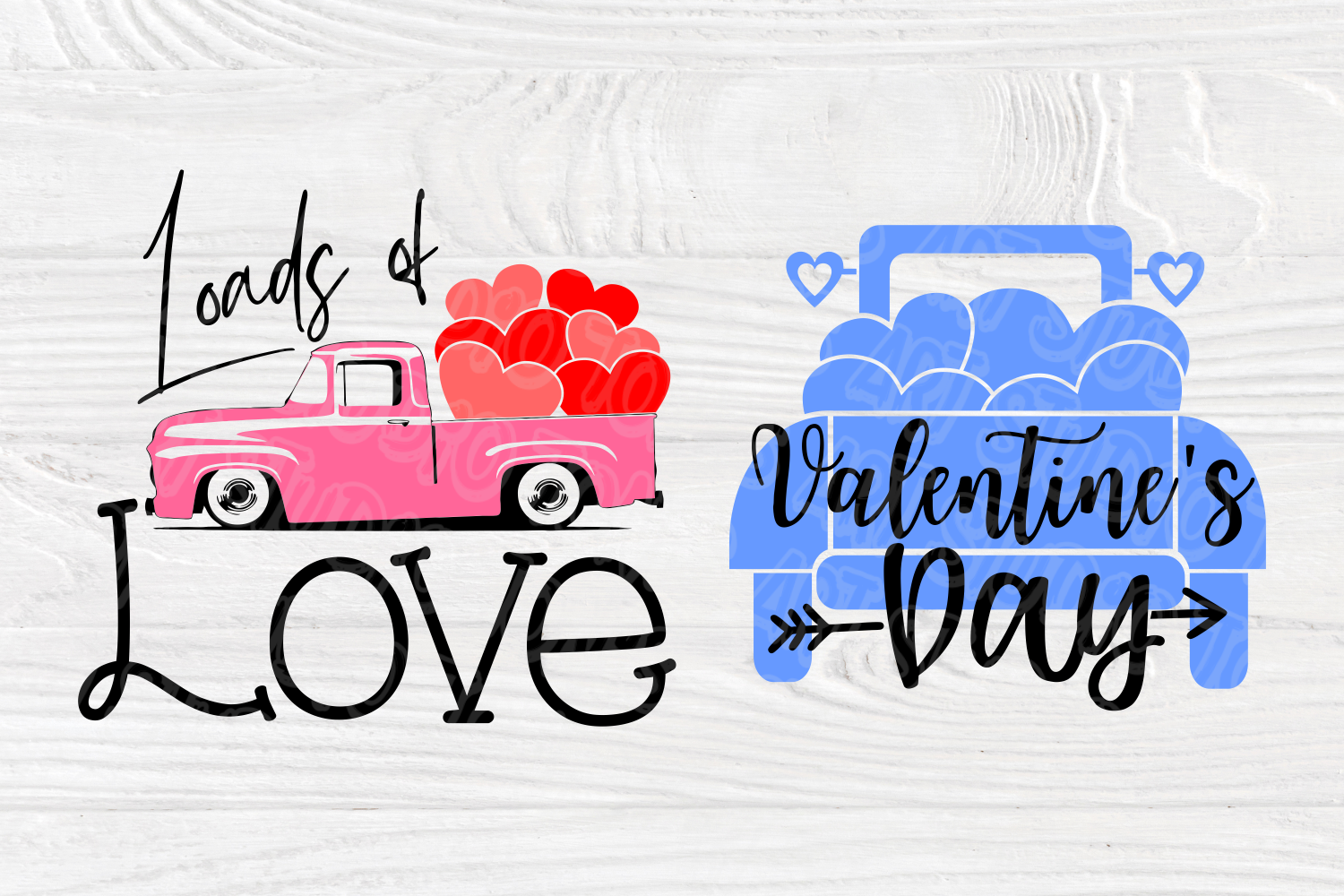 Love SVG Bundle | Valentine's Day | Cut Files for Crafters example image 6