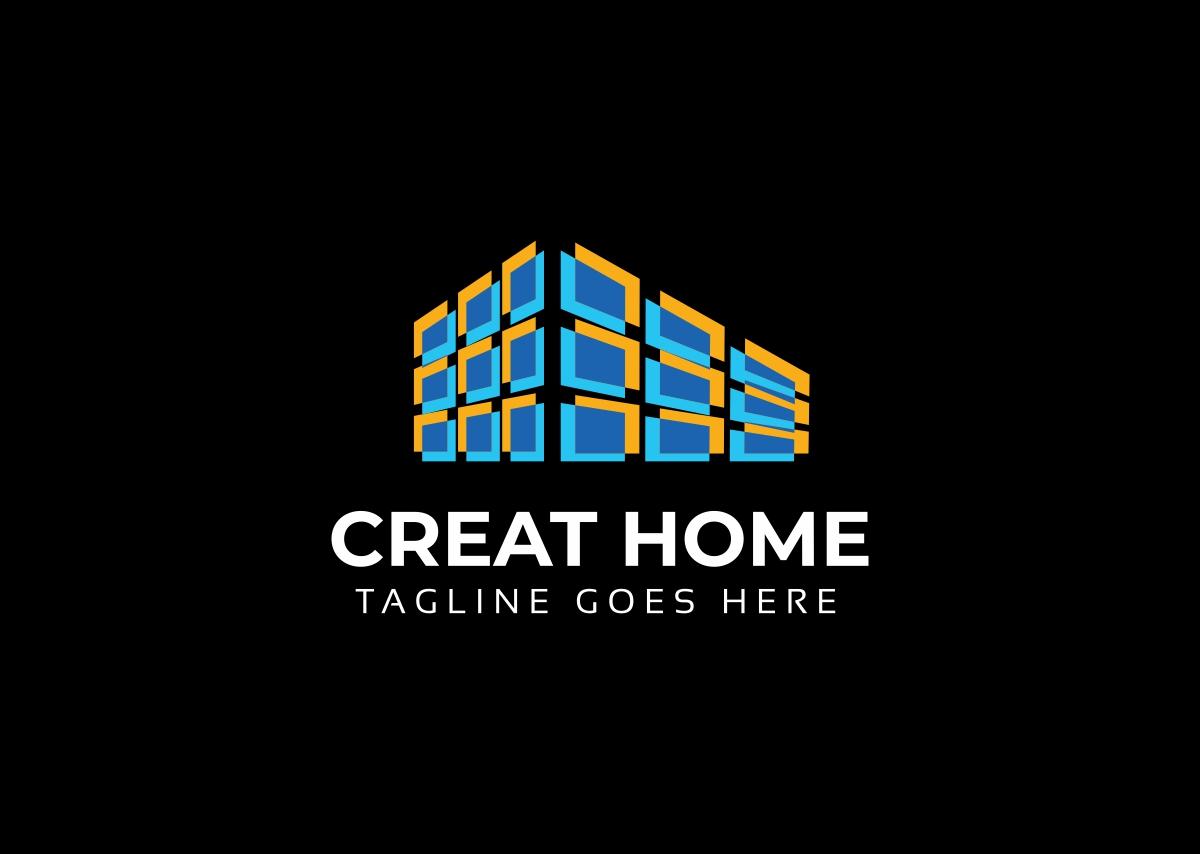 Creative Home Logo example image 2